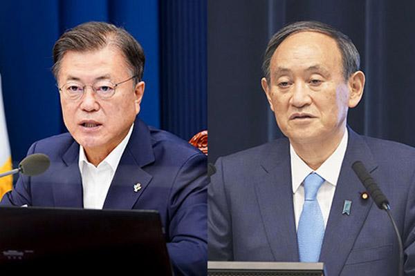 Kyodo: Jepang Diskusikan Rencana Kunjungan Presiden Moon untuk Hadiri Olimpiade Tokyo