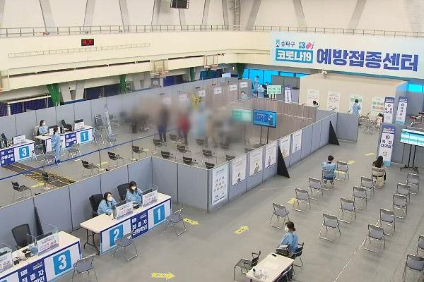 انخفاض خطورة فيروس كورونا على كبار المسنين الكوريين بسبب التطعيم