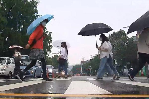KMA: Curah Hujan di Musim Hujan Tahun Ini Diperkirakan Sama dengan Tahun Sebelumnya