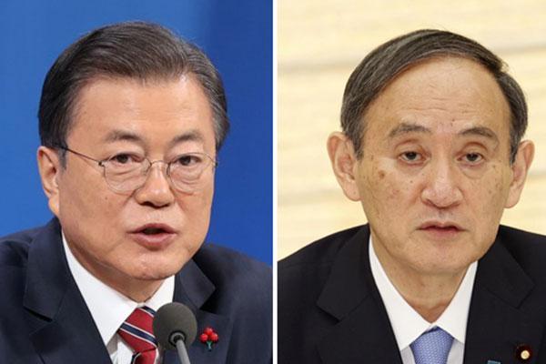 اليابان تناقش زيارة رئيس كوريا الجنوبية لحضور أولمبياد طوكيو