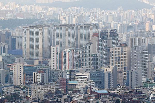 La burbuja inmobiliaria infla los precios de la vivienda en Seúl