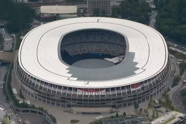 東京五輪開会式 韓国選手団は最低限の人数が参加へ