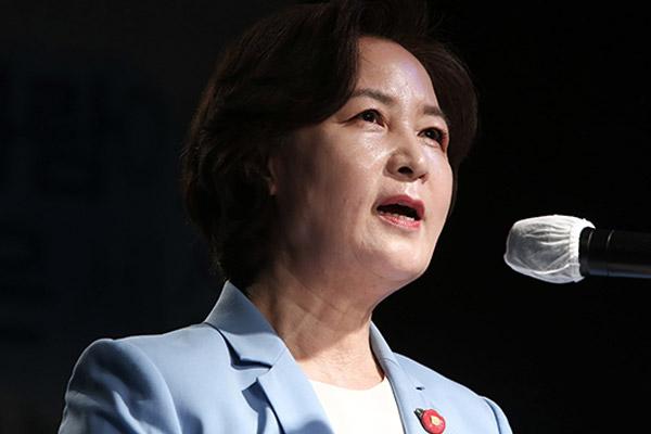 وزيرة العدل السابقة تعلن عن ترشحها للانتخابات الرئاسية القادمة