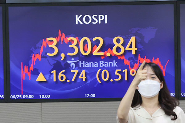 KOSPI Hits New High for 2nd Day