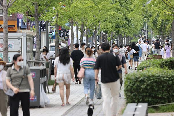 韩7月起放宽防疫措施 首都圈允许最多6人聚会