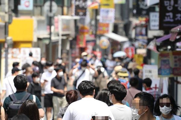 Le nombre d'habitants en Corée du Sud en hausse de 50 000 en 2020, un chiffre historiquement bas