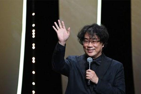 Bong Joon Hoo ofrece discurso de apertura del Festival de Cannes