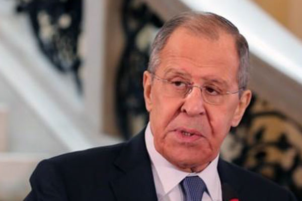 Russian Foreign Minister Says Moscow Supports Inter-Korean Dialogue