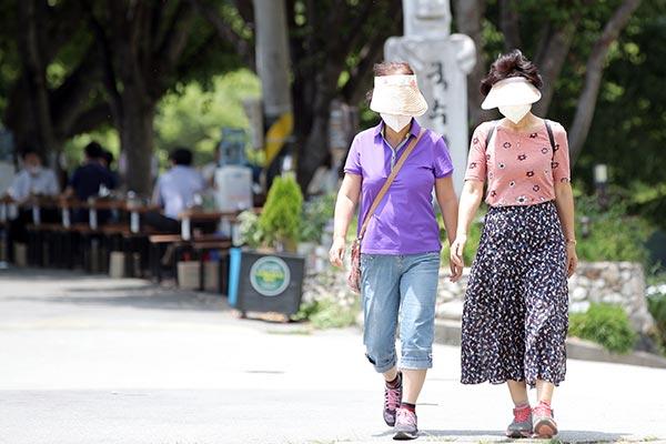 Для ряда регионов РК выпущено предупреждение о жаре