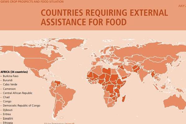 Более 40% северокорейцев страдают от недоедания
