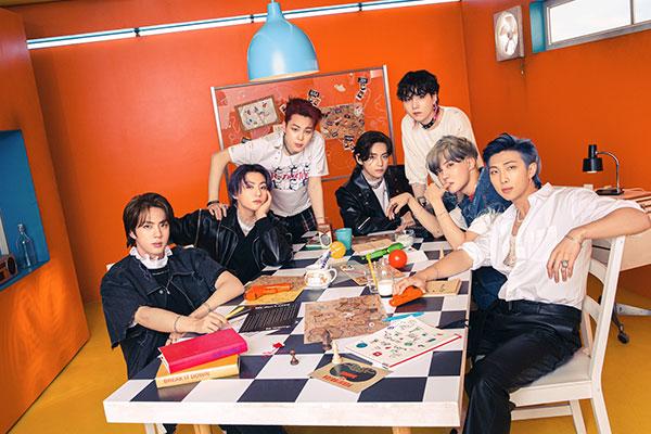 Präsident Moon ernennt BTS zu Sondergesandten für Zukunftsgenerationen und Kultur