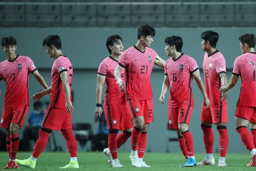 Corea gana a Rumanía en fútbol masculino en Tokio 2020