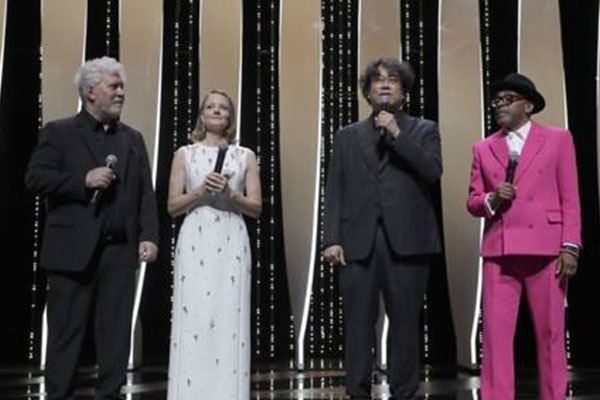 Bế mạc Liên hoan phim Cannes lần thứ 74