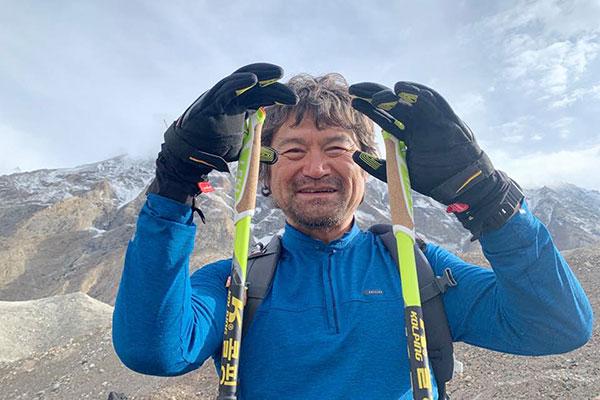 Южнокорейский альпинист Ким Хон Бин пропал без вести, покорив 14-й восьмитысячник