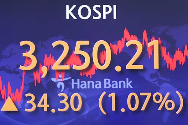La Bourse de Séoul repart à la hausse
