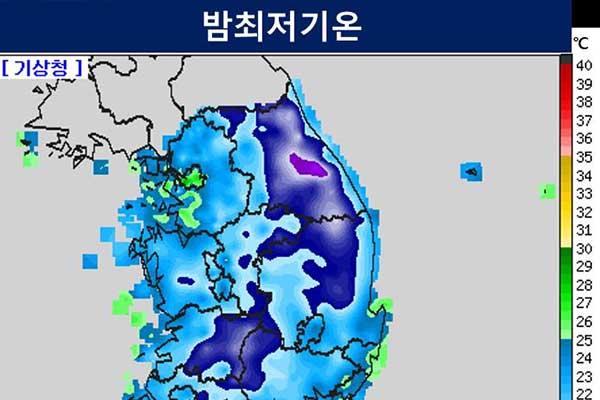 韩首尔等大城市现热带夜 用电量或再创今夏最高纪录