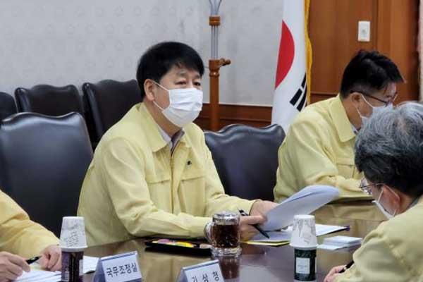 Contagios de COVID-19 marcan nuevo récord por Unidad Cheonghae