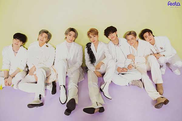 BTS se hisse en tête du classement Billboard Artist 100