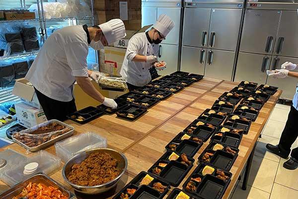 JO de Tokyo : la Corée du Sud fournit du kimchi « made in Korea » à ses athlètes à Tokyo