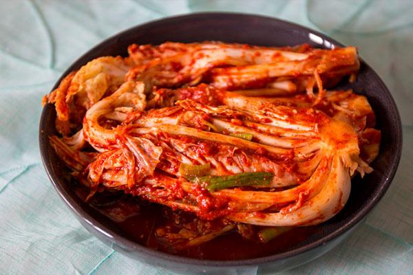 Hàn Quốc đổi phiên âm món kimchi sang tiếng Trung Quốc là