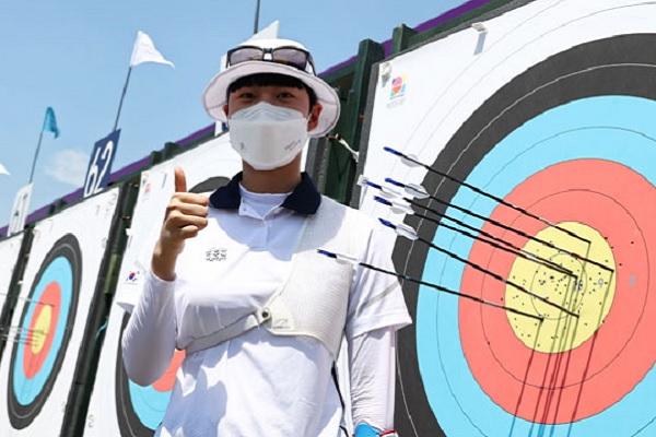 Atlet Panahan Korsel, An San, Catat Rekor Terbaru Olimpiade dan Maju ke Babak Final