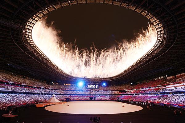 Khai mạc Thế vận hội mùa hè Tokyo 2020