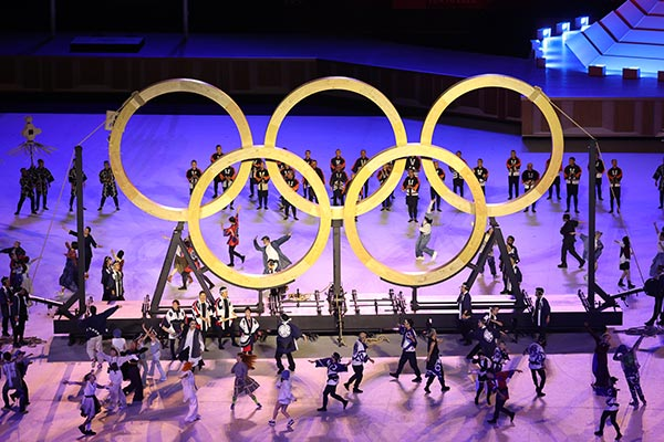 Olimpiade Pertama di Tengah COVID-19 Akhirnya Resmi Dibuka