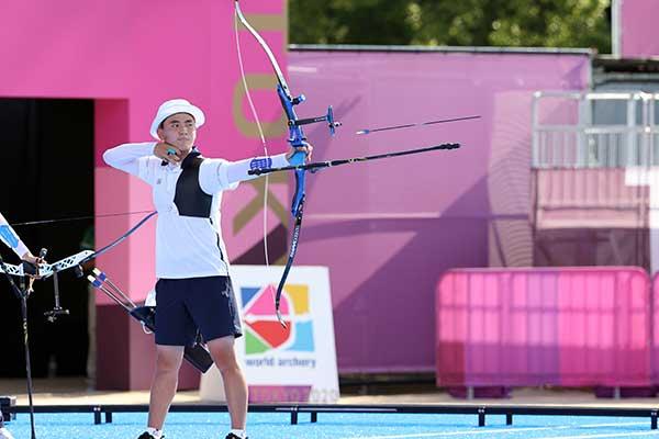 У южнокорейских спортсменов первая медаль на Олимпиаде в Токио