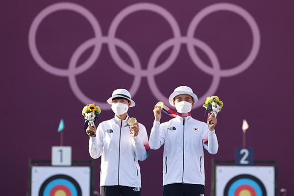 Corea culmina primera jornada olímpica con una medalla de oro y dos de bronce