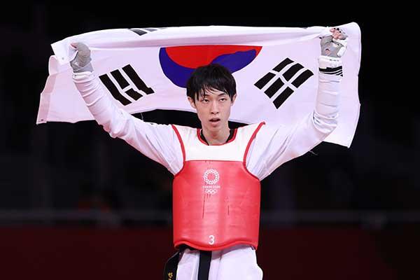 Taekwondo : la Corée du Sud rajoute une médaille de bronze à son palmarès