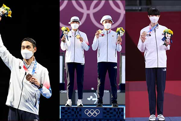 JO de Tokyo : la Corée du Sud achève le 1er jour avec une médaille d'or et deux de bronze
