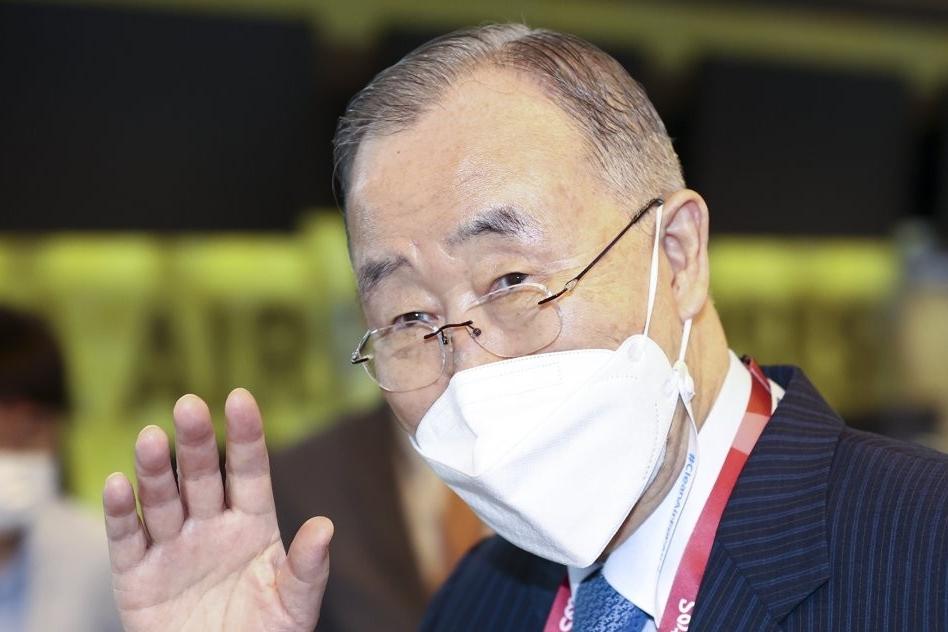 Ex-UN Chief, Japanese Emperor Reportedly Meet in Tokyo
