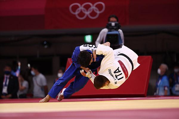 Дзюдоист Ан Ба Уль добавил бронзовую медаль в копилку сборной РК
