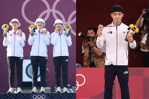 S. Korea Picks up One Gold, One Bronze Medals on Day 3