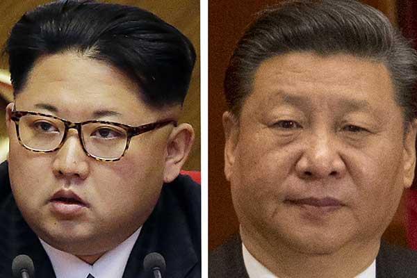 Kim Jong Un envía mensaje a China por las inundaciones