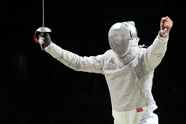 Tim Anggar Putra Beregu Sabel Korsel Melaju ke Babak Final Olimpiade Tokyo