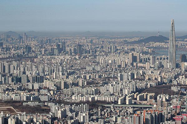 Chính phủ Hàn Quốc nhận định giá nhà đã qua mức đỉnh