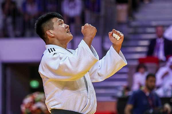 Võ sĩ Judo Cho Gu-ham lọt vào chung kết hạng cân 100 kg nam Thế vận hội Tokyo
