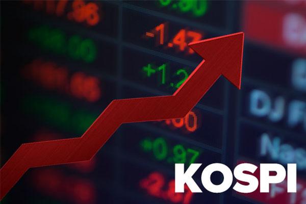 El KOSPI cierra la jornada con un ligero repunte