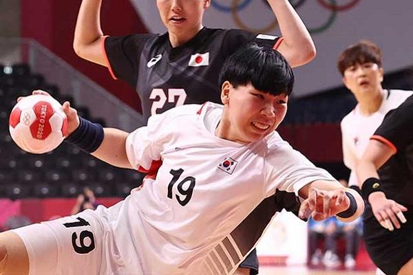 Timnas Bola Tangan Putri Korsel Raih Kemenangan Pertama di Laga Grup A Olimpiade Tokyo