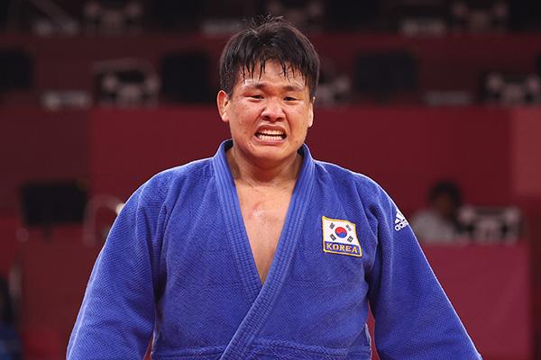 Pejudo Korsel Cho Gu-ham Raih Medali Perak di Olimpiade Tokyo