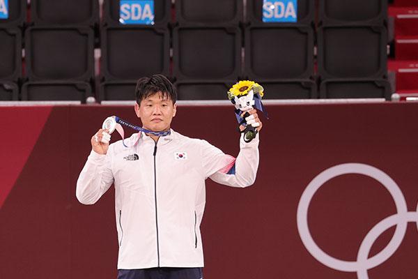 29 июля у спортсменов из РК серебряная медаль на Олимпиаде в Токио