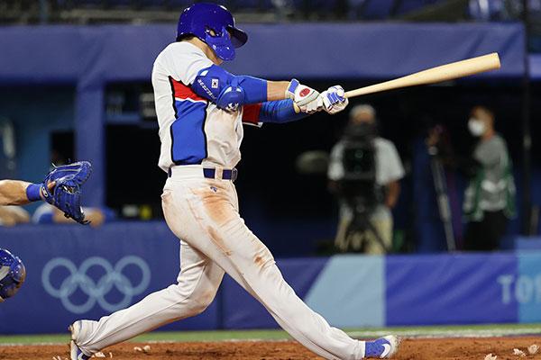 Baseball : la Corée du Sud remporte son premier match face à Israël après un jeu serré
