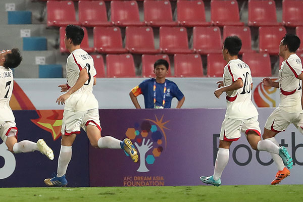 N. Korea Withdraws from AFC U-23 Asian Cup, Women's Asian Cup