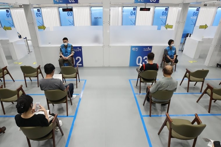 S. Korea to Accept COVID-19 Vaccine Reservations for Delivery Workers Aged 18 to 49