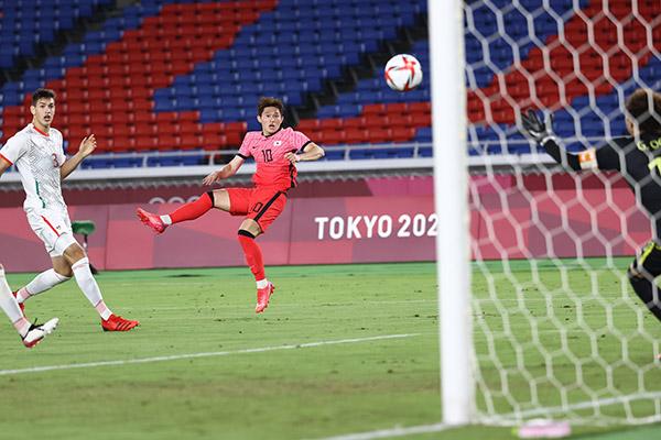 Football : les sud-Coréens éliminés en quart de finale