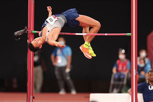 Saut en hauteur : Woo Sang-hyeok finit 4e et réécrit l'histoire de l'athlétisme sud-coréen