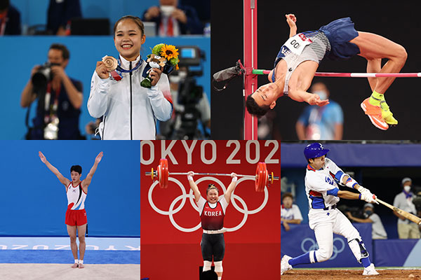 JO, jour 9 : le bronze en gym, une victoire en baseball et une surprise en athlétisme