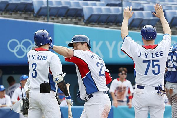 東京五輪の野球 4日の準決勝では韓日が対戦