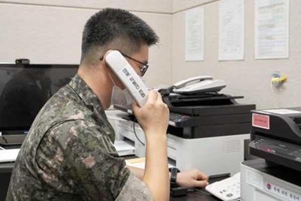 Межкорейские линии связи восстановлены по инициативе Севера